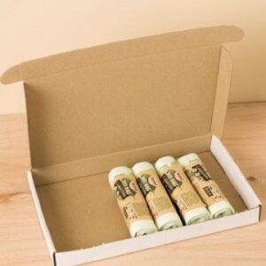 Afvalzak 20L composteerbaar. pakket 4 rollen